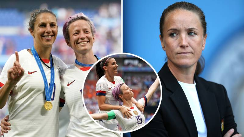 Manchester United Boss Casey Stoney: US Women Should Be Paid More Than Men's Team