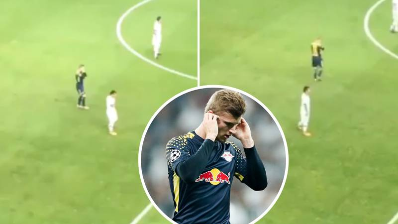 The Bizarre Reason Why Chelsea Target Timo Werner Was Once Subbed Off