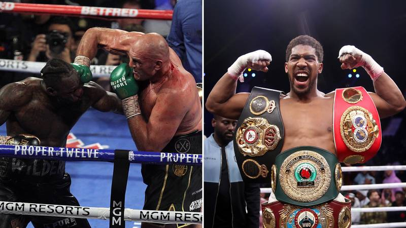How Tyson Fury Can Cancel His Trilogy Fight With Deontay Wilder And Face Anthony Joshua Instead
