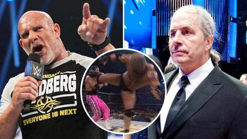 Bret Hart Slams Goldberg By Saying That He 'Doesn't Belong In The WWE Hall Of Fame'