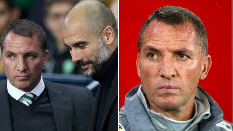 Brendan Rodgers Could Replace Pep Guardiola At Manchester City, Says Gary Neville