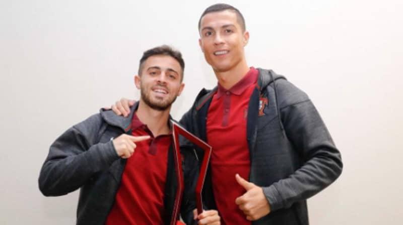 Bernardo Silva Reveals Cristiano Ronaldo's Role In His Transfer To Manchester City