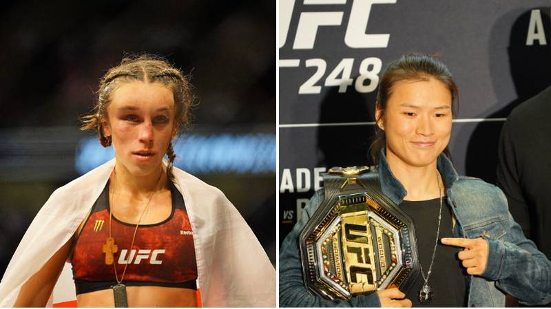 Zhang Weili Opens Up On Hospital Stay With Joanna Jedrzejczyk After Brutal Hematoma