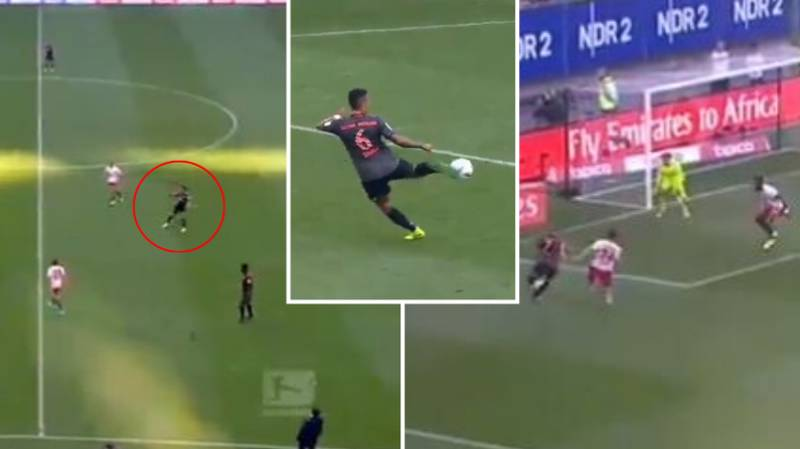 Thiago Alcantara's Beautiful Pass Is Cause For Excitement For Liverpool Fans