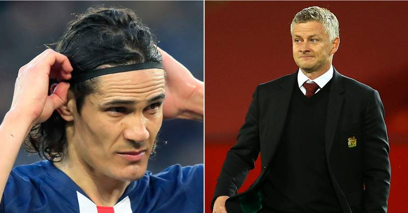 Edinson Cavani Is Already Planning His Exit From Manchester United