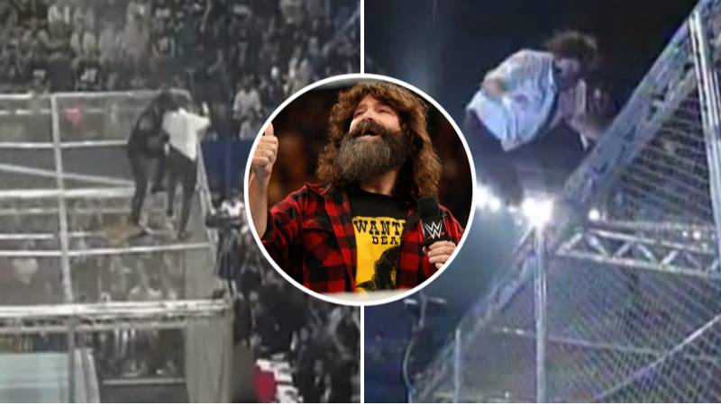 Mick Foley Would Do Hell In A Cell Rematch With The Undertaker For 'A Certain Price'