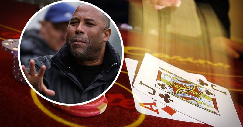 Join John Barnes In The LADbible Poker Tournament With £10k Prize Pool
