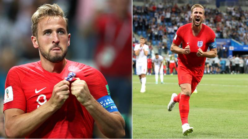 Harry Kane Wins The World Cup Golden Boot