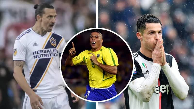 Zlatan Ibrahimovic Slams Cristiano Ronaldo, Says He's Not 'The Real Ronaldo'