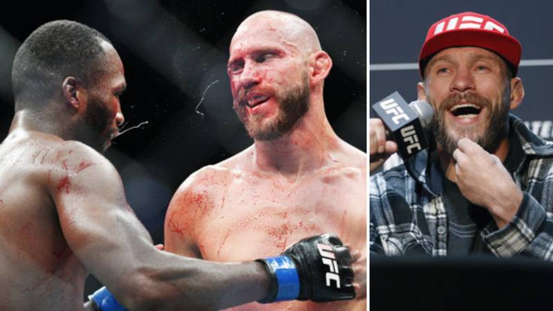 Infographic For Donald 'Cowboy' Cerrone Reveals The Horrific Extent Of His Injuries