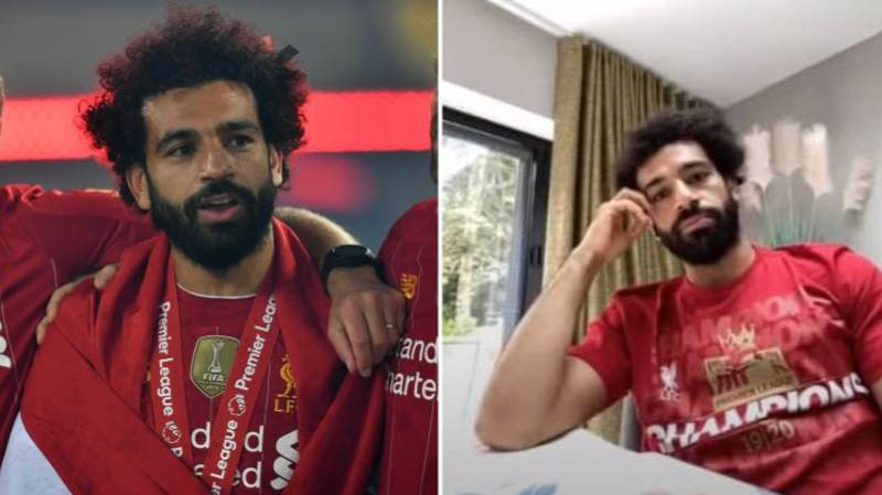 Mohamed Salah Hints That He Could Leave Liverpool