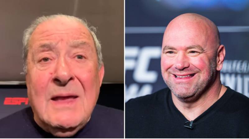 Bob Arum Launches Scathing Attack On Dana White For Trying To Run UFC 249