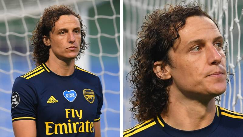 David Luiz Set To Sign A New Contract At Arsenal