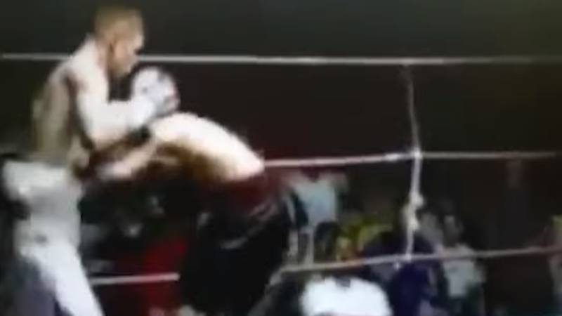 Throwback To Saul Canelo Alvarez' Professional Debut Aged Just 15