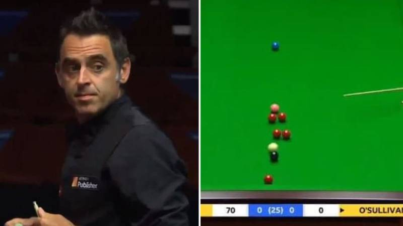 Ronnie O'Sullivan Makes Embarrassing Error After Interview Mocking Other Players