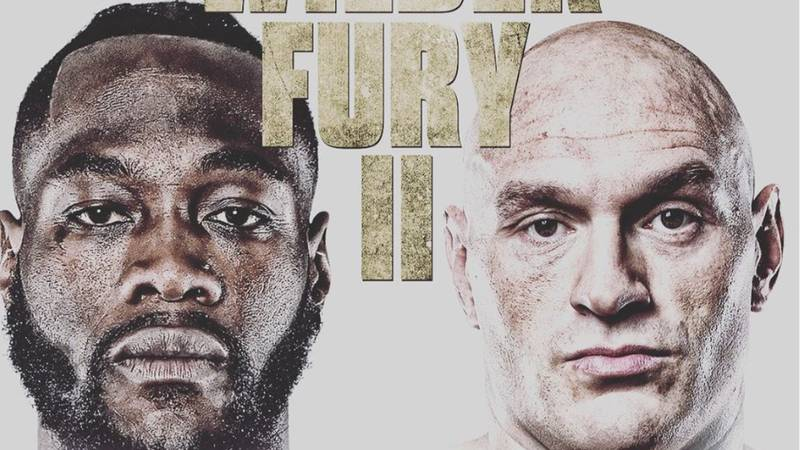 Deontay Wilder Vs. Tyson Fury Rematch Official For February 22 In Las Vegas