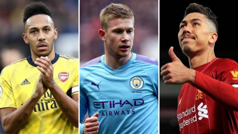 EA Sports' FIFA 21: The 10 Highest-Rated Premier League Players Predicted