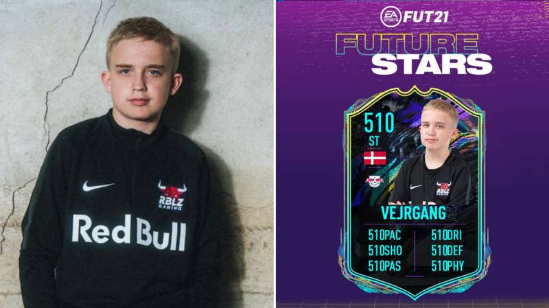 Teenage FIFA 21 Ace Anders Vejrgang Takes His FUT Record To 510-0