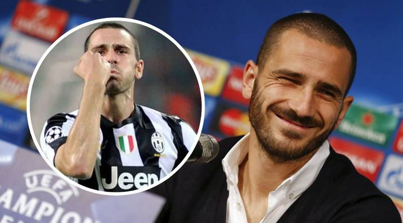 Leonardo Bonucci Punched A Thief Who Held Him At Gunpoint In 2012