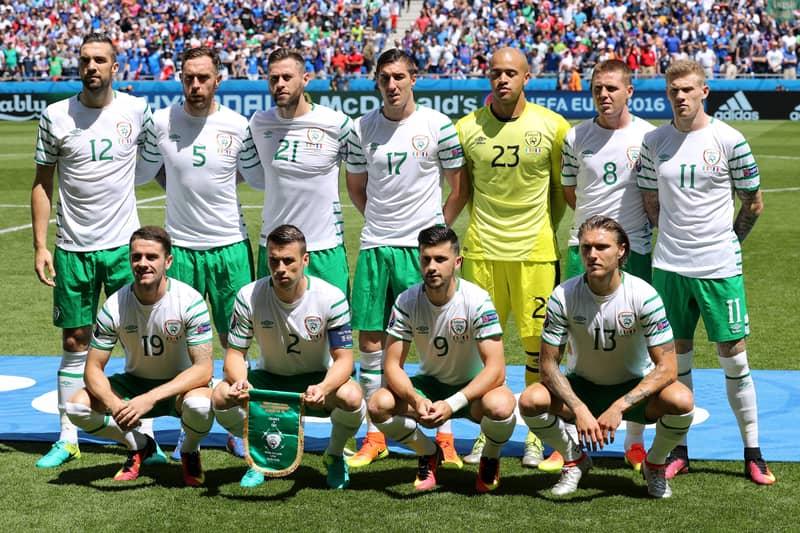 Conor McGregor Reacts To Republic of Ireland's Valiant Defeat
