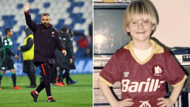 Daniele De Rossi Pens Emotional Farewell Letter To AS Roma And Fans
