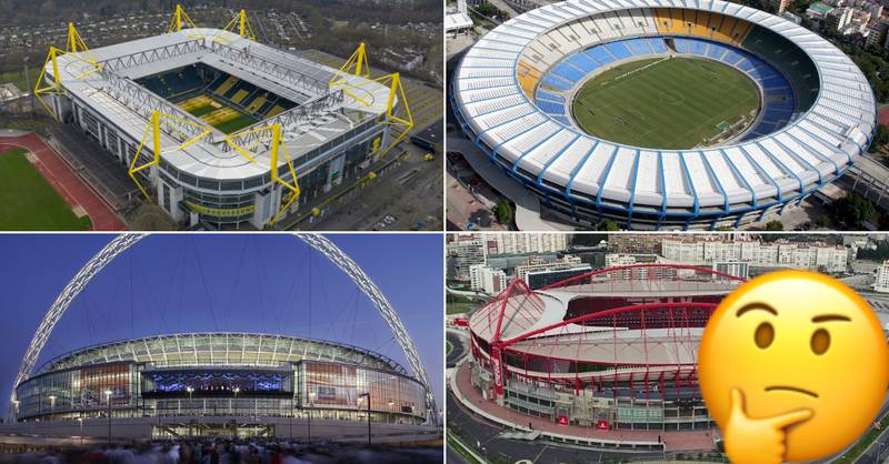 QUIZ: Can You Name These 20 Major Countries' Largest Football Stadiums?
