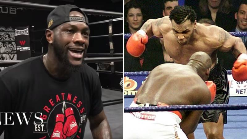 When Deontay Wilder Doubled Down On Mike Tyson KO Claim And Explained Why He Would Destroy Him