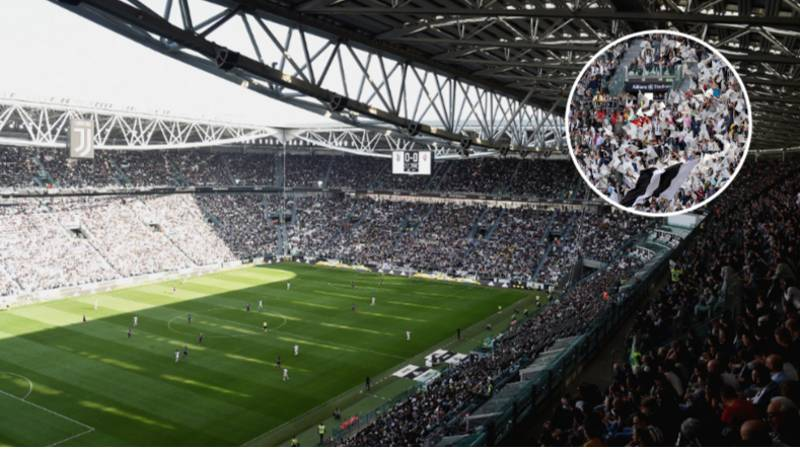 39,000 Fans Turn Out At Allianz Stadium For Juventus Women Vs Fiorentina Women