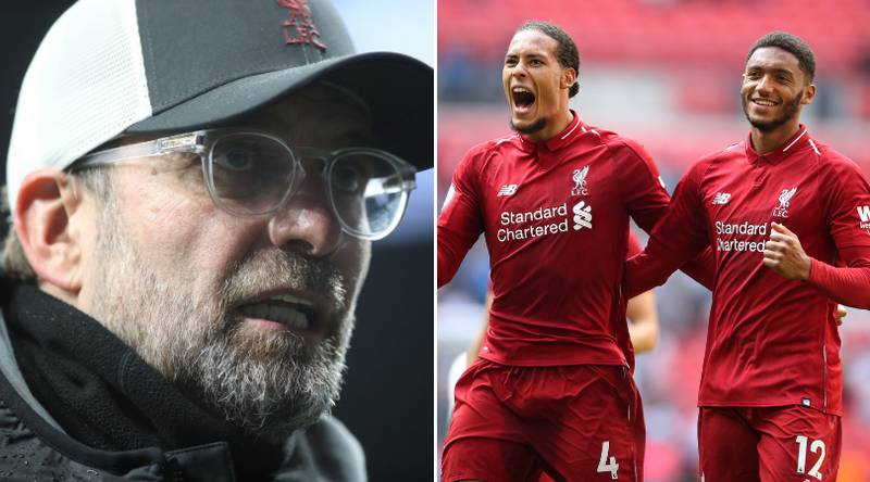 Jurgen Klopp's First-Choice Liverpool XI Has Never Played Together This Season
