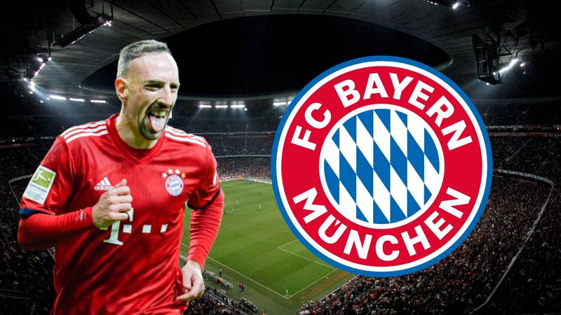 European Club Want To Sign Bayern Munich Star Franck Ribéry In January
