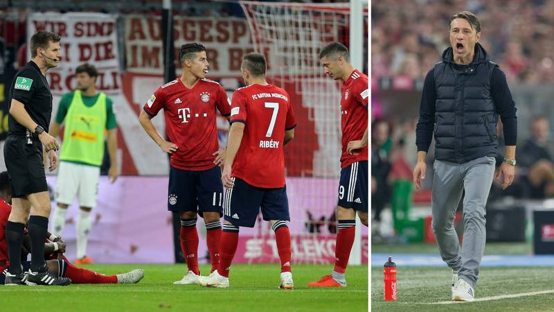 Bayern Munich Eying Up Big Managers To Replace Under-Fire Niko Kovač