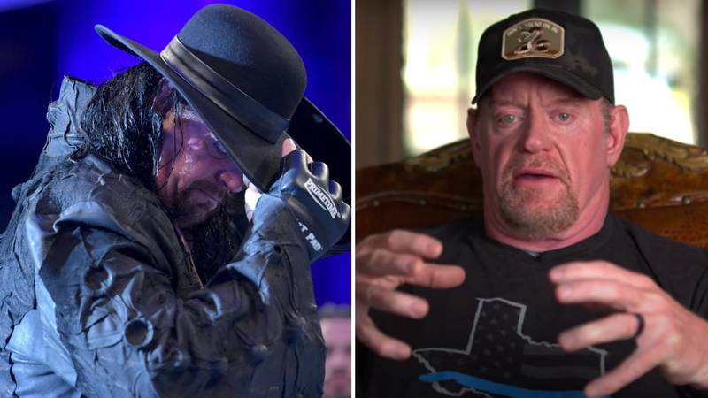 WWE Legend The Undertaker Reveals How He Plans To Retire From Wrestling