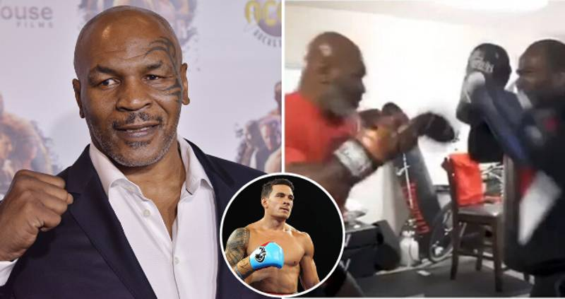 Mike Tyson Offered $1 Million To Fight Rugby World Cup Winner Down Under
