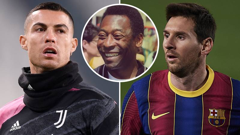 'Pele Is Better Than Cristiano Ronaldo And Lionel Messi,' Says Real Madrid Legend Alfredo Di Stefano