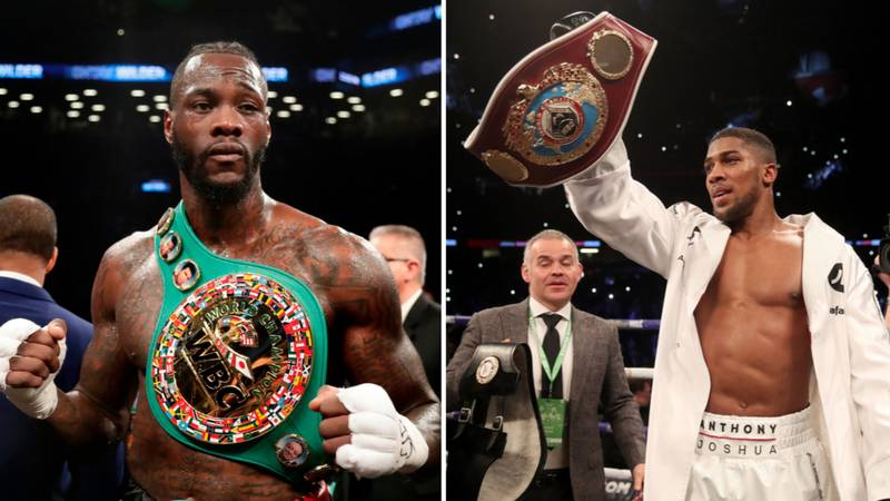 Anthony Joshua Throws Doubts Over Deontay Wilder Unification Fight