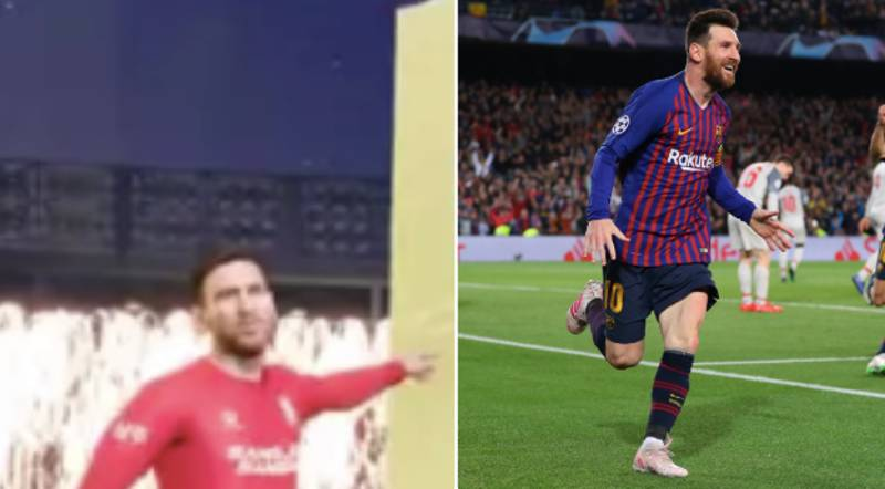 FIFA Fans Are Losing Their Minds Over Lionel Messi's New Ultimate Team Card