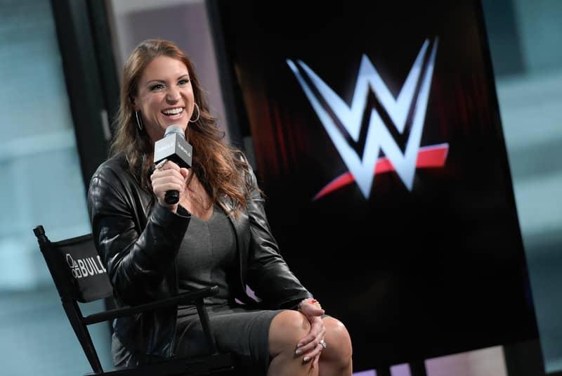 Stephanie McMahon Shuts Down Rabid Chicago Crowd With Brutal CM Punk Dig