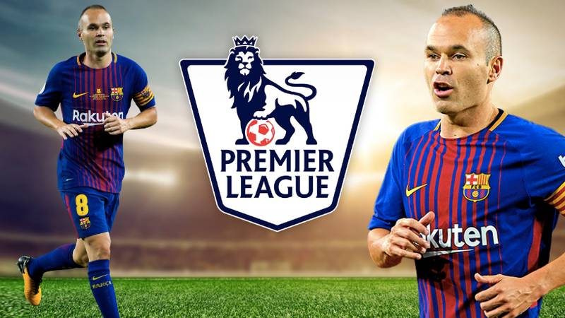 Andres Iniesta 'In Talks' To Become Player/Assistant Manager At Premier League Club