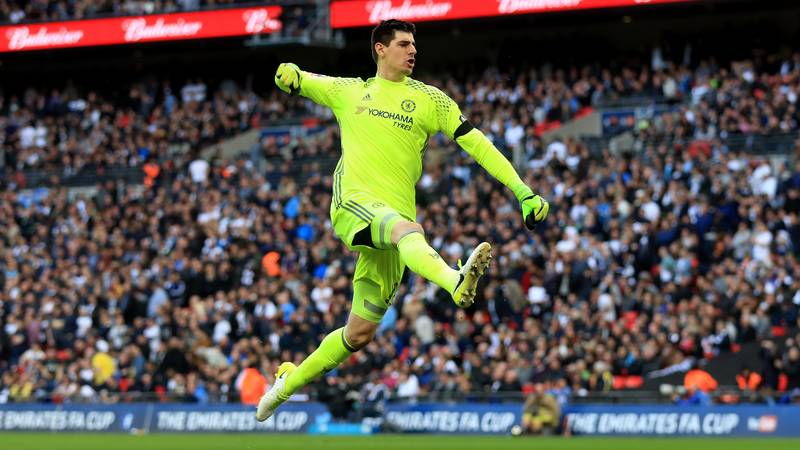 Chelsea Offer To Make Thibaut Courtois The World's Highest Paid Goalkeeper