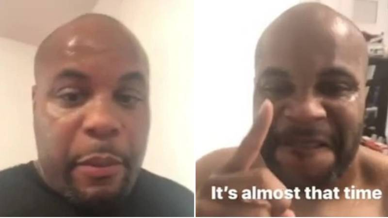 Daniel Cormier Shows Off Incredible Body Transformation For UFC 252 After Binning 'Big Boy Diet'