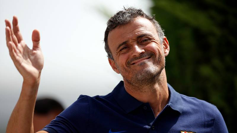 Premier League Manager Wanted By Barcelona To Replace Luis Enrique