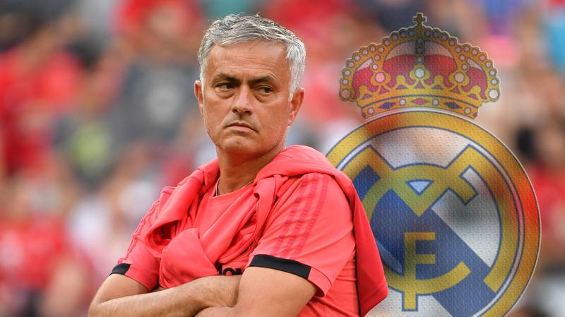 Former Real Madrid President Claims Jose Mourinho Will Be Next Real Boss