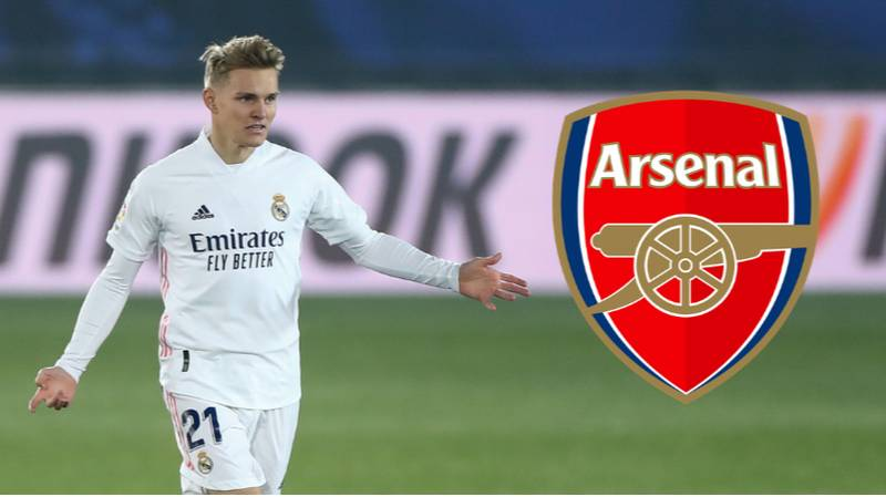 Arsenal 'Make Loan Approach' For Real Madrid's Martin Odegaard