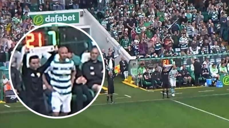 Henrik Larsson's Return To Celtic Park Will Give You Goosebumps