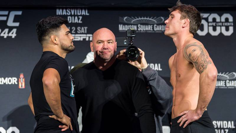 UFC 244 Results: Darren Till Beats Kelvin Gastelum On His Middleweight Debut
