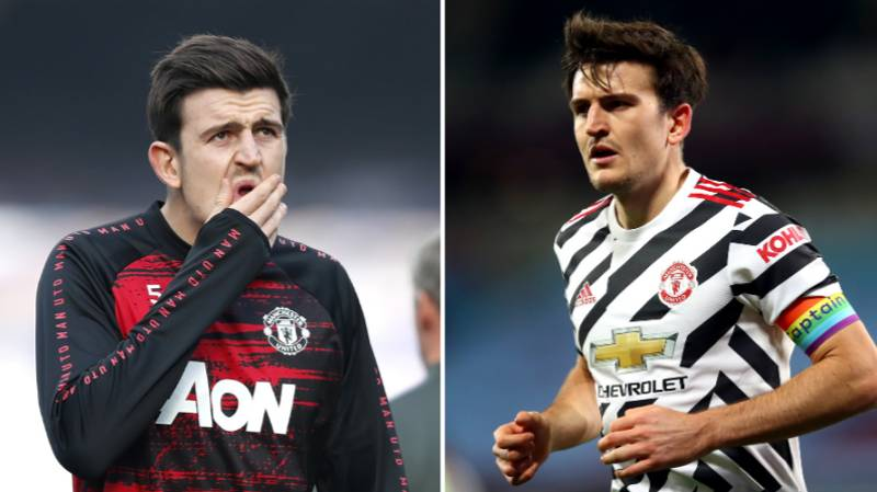 Harry Maguire Has Played More Minutes Of Football Than Anyone Else In 2020