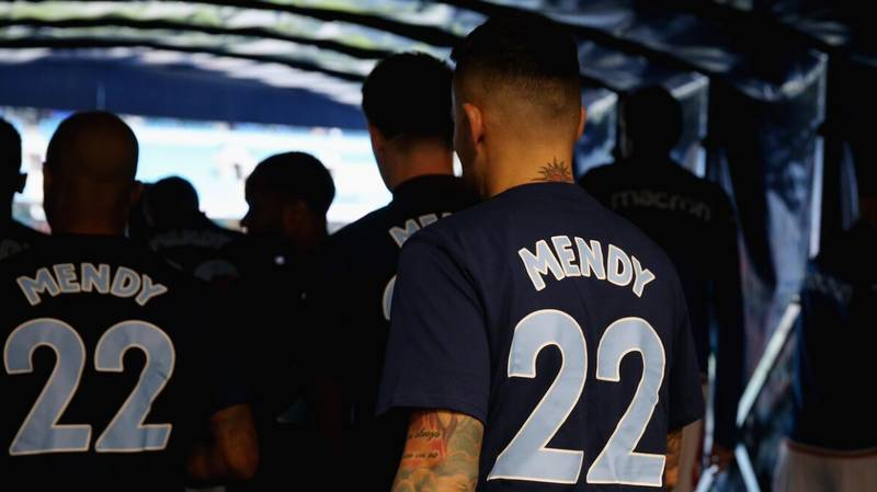No One Can Quite Believe Manchester City's Benjamin Mendy Tributes