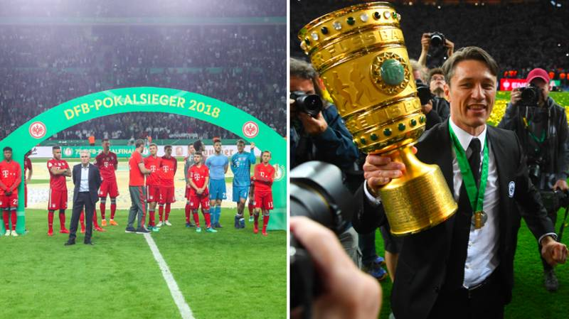 Bayern Munich Were Incredibly Disrespectful After Losing DFB-Pokal Final To Frankfurt