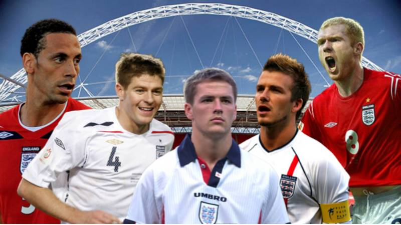 England 'Set To' Create Over 35s 'Legends' Team To Compete With Other European Nations