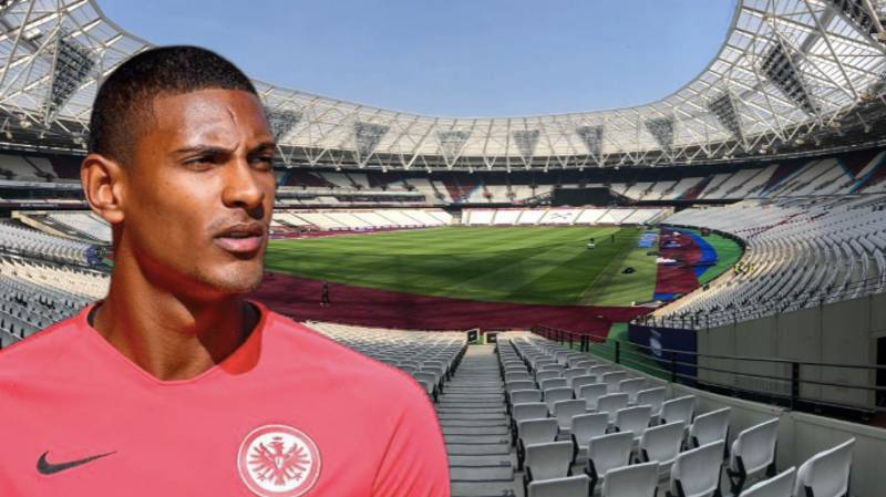 Eintracht Frankfurt Confirm Transfer Of Sebastian Haller To West Ham